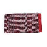 PC Double Weaver Navajo Saddle Blanket