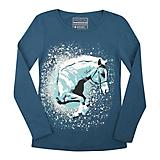 Irideon Ladies Jump Long Sleeve T-Shirt