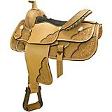 Billy Cook Motes Billings Roper Saddle