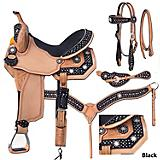 Silver Royal High Noon Saddle Package