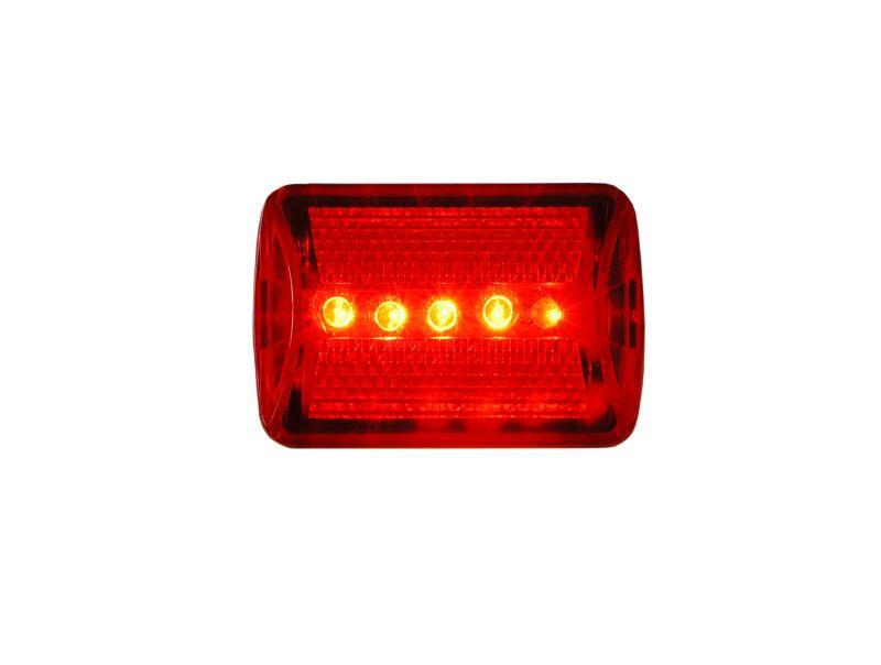 2 Function 3 LED Flashing Safety Light