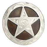 Drawer Pull Badge Round