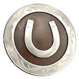 Drawer Pull Round Horseshoe