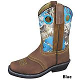 Smoky Mountain Kids Cypress Camo Sq Boots