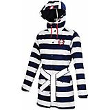 Equine Couture Ladies Nautical Rainshell