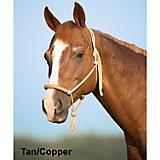 Mustang Braid Noseband Rope Halter