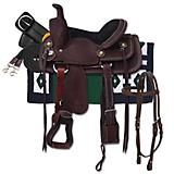 Royal King Bailey Youth Roper Saddle Package