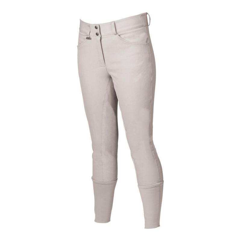 Dublin Active Shapely Full Seat Breeches Black