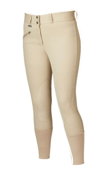 Dublin Everyday Signature Euro Breeches Black