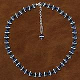 Kelly Herd Gray Pearl Necklace