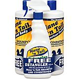 Mane N Tail Combo Pack with Free 16 oz. Detangler
