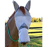 Crusader Long Nose Fly Mask w. Ears Personalized