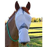 Crusader Long Nose Fly Mask Personalized