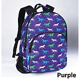 Tek Trek Horse Print Backpack