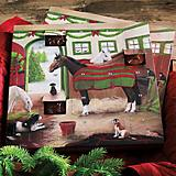 Dark Horse Chocolates Christmas Calendar