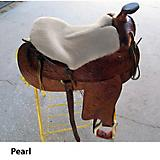 Saddle Guard Sheepskin Western Seat Cover