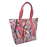Classic Equine Large Tote Hot Leaf
