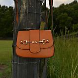 Snaffle Bit Shoulder Bag