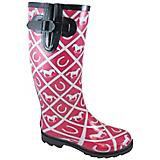 Smoky Mountain Ladies Cheshire Rubber Boots