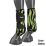 Tough-1 Vented Sport Boots Prints Rear