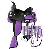 Tough-1 Eclipse Pony 5-Piece Trail Saddle Pkg