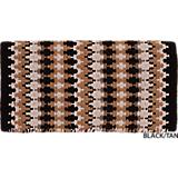 Mustang Heavy Navajo Wool Saddle Blanket