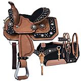 Silver Royal High Noon Mini Saddle Package