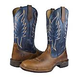 Noble Outfitters Mens Inferno Sq Havana Boots