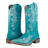 Noble Outfitters Ladies Frontier Floral Boots