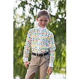 Huntley Childs Polka Dot Riding Shirt