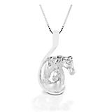 Kelly Herd Mare & Foal Pendant