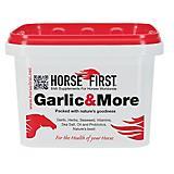 Horse First Supplements Garlic & More