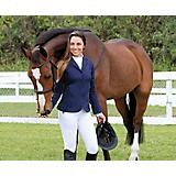 Equine Couture Ladies Fiona Show Coat