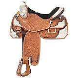 Silver Royal Extreme Silver Show Saddle