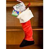 Lettia Horse Hoof Holiday Stocking