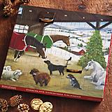 Dark Horse Chocolates 2016 Christmas Calendar
