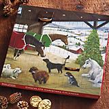 Dark Horse Chocolates 2016 Christmas Calendar