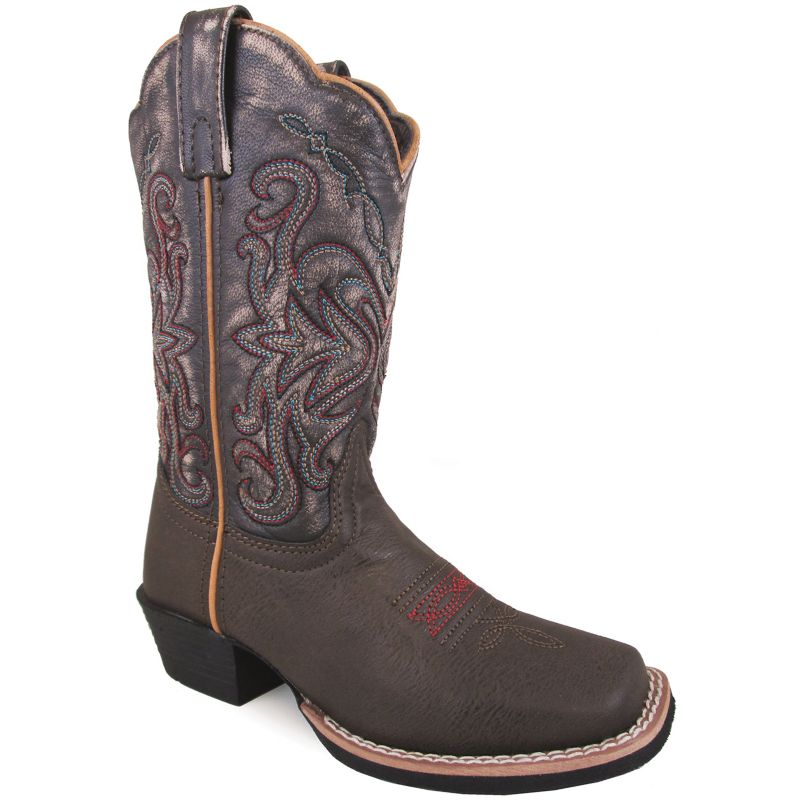 Smoky Mountain Childs Fusion 2 Square Toe Western Boots