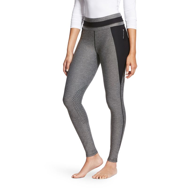 Ariat Womens Freja Cooling Tights Navy