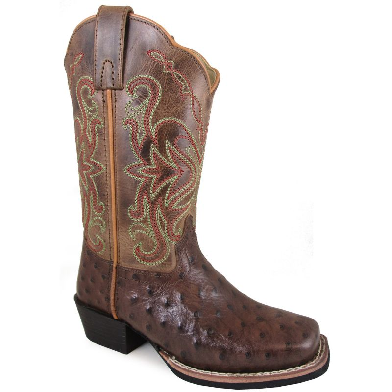 Smoky Mountain Youth Belle Square Toe Boots