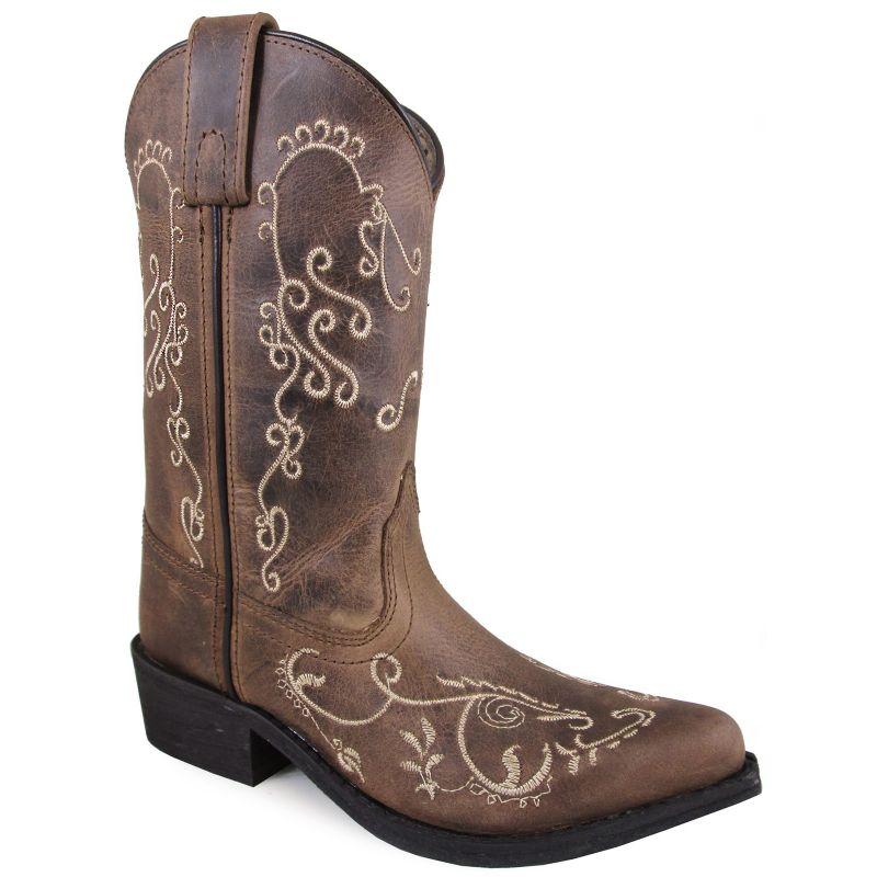 Smoky Mountain Youth Jolene Snip Toe Boots