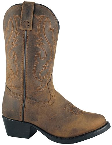 Smoky Mountain Youth Denver Leather Boots