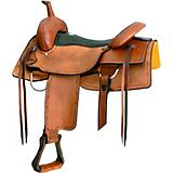 Billy Cook Saddlery Penner-Cutter Saddle