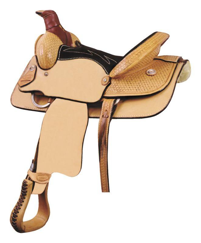 Billy Cook Saddlery Youth Roper Saddle