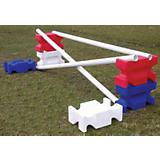 Horsemens Pride Jump Blocks Set of 2