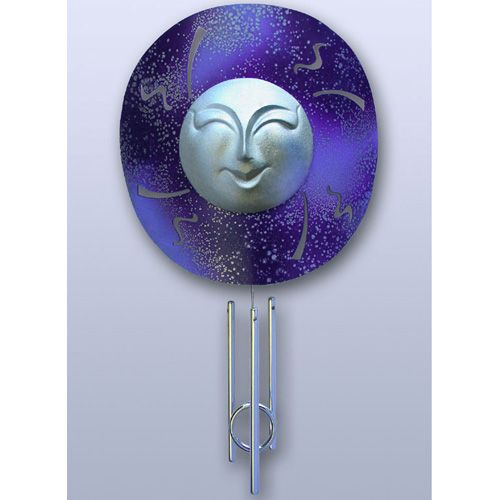 Sunblossom Blue Moon Chime