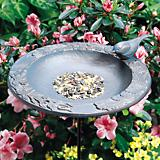 Verdigris Chickadee Garden bird Feeder