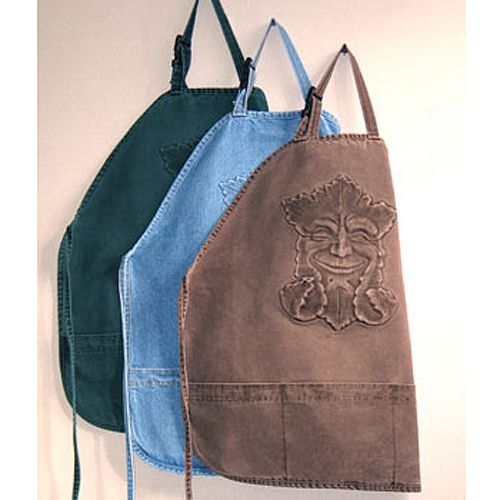 Carruth Studio Garden Apron Spearmint
