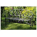ACHLA DESIGNS Garden Lattice Bench