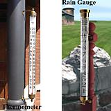 Vermont Estate Weather Instrument